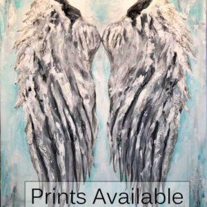 Heaven Sent Print